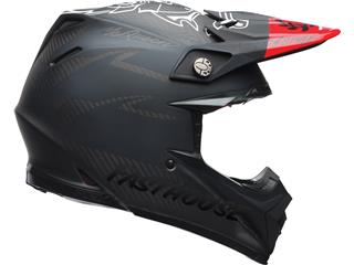 Casque BELL Moto-9 Flex Fasthouse Matte Black/Red taille XS - cdc90ada-5ee3-48a8-b37a-84eaf4c4ae63