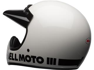 Casque BELL Moto-3 Classic White taille M - cdde3244-cc2b-4aaf-a3a6-d66ba722c84f