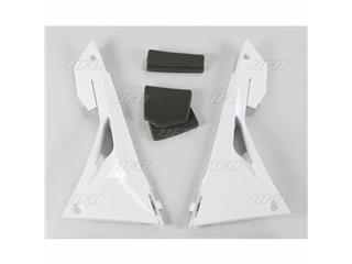 Caches boîte à air UFO blanc Honda CRF250R/450R/RX - 78104710