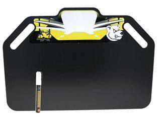 Pizarra de equipo AXP, amarillo - 4418001