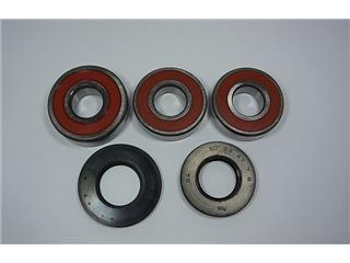 TOURMAX WHEEL BEARING KIT AND GASKET SPI REAR WHEEL - 411850