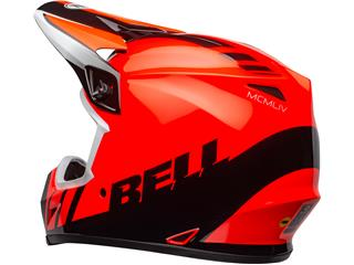 Casque BELL MX-9 Mips Dash Orange/Black taille L - ced10546-27d1-4c8b-acbe-de572d933927