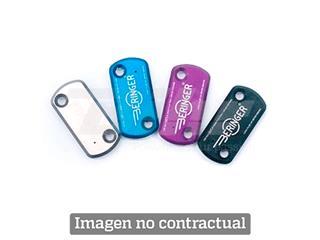 Tapadera de depósito integrado para Bomba. Color PLATA. (COU2MCS) - COU2MCS