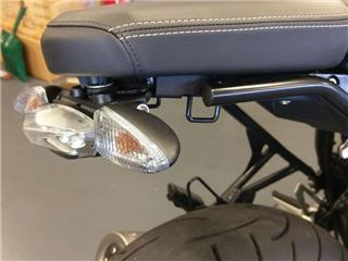 Dessous de selle ACCESS DESIGN noir BMW R Nine T1200