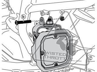 DENALI Crash Bar Light Mount BMW - ceefe311-9f32-4d38-ace2-7564ea3d0a52