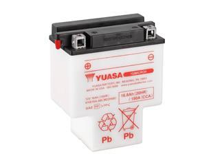 Batterie YUASA HYB16A-AB conventionnelle - 32HYB16AAB