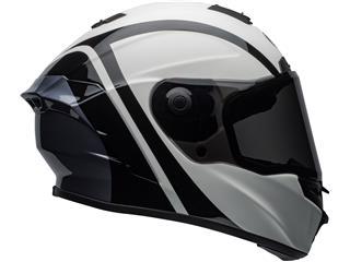 BELL Star DLX Mips Helmet Tantrum Matte/Gloss White/Black/Titanium Size XL - cf02b8b0-e23c-4229-8990-a9ebbbe4453a