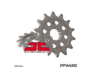 Pignon JT SPROCKETS 13 dents acier anti-boue pas 520 type 1442SC Suzuki RM-Z250 - 46144213