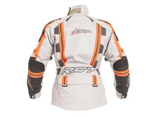 RST Pro Series Paragon V Jacket Textile silver/Flo Red Size S Women - cfab2d3b-8a5e-4379-ac35-3fabe424199c