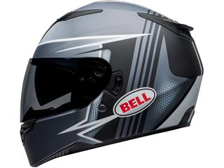 BELL RS-2 Helmet Swift Grey/Black/White Size XL - cfbd45fa-21e9-470c-bc9e-55d2f0c9d916
