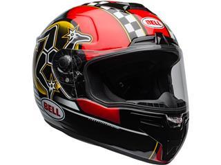 BELL SRT Helm Isle of Man 2020 Gloss Black/Red Größe M - cff866ca-bc14-4f01-8857-1b70105d7a50