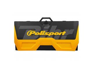 Tapete plástico Bike Mat Polisport amarela - cffde230-db15-411e-922e-2a42da4fb716