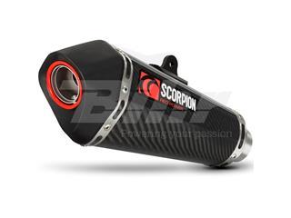Escape Scorpion Serket cónico carbono sistema completo Yamaha MT-09