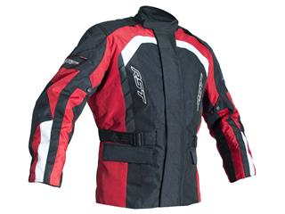 RST Alpha IV Jacket Textile Red Size 3XL - 117260450