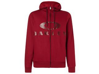 Hoodie OAKLEY Bark FZ Raspberry taille M - 825000220369