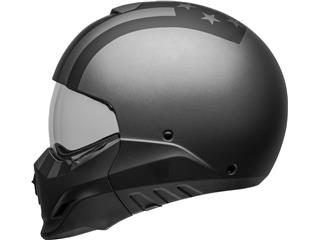 Casque BELL Broozer Free Ride Matte Gray/Black taille XXL - d03f913b-87f3-4efe-840c-bace62415d24