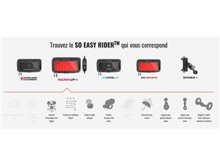 SO EASY RIDER Is Cool Vertical Full Box Telefon-Schutzhülle - d073827b-f3ef-4083-9d25-9612d964e1b6