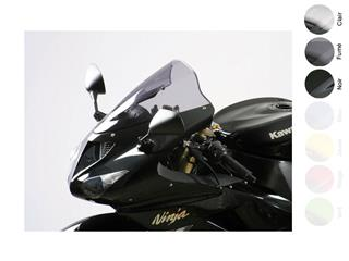 Bulle MRA Racing noir Kawasaki