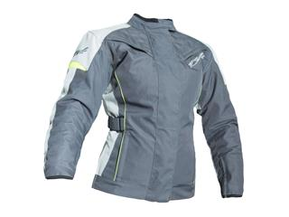 RST Ladies Gemma Jacket Textile Grey/Flo Yellow Size XL Women - 117830816