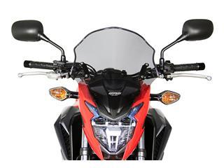 Spoiler MRA gris fumé Honda CB500F