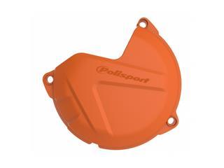 POLISPORT Clutch Cover Protector Orange KTM