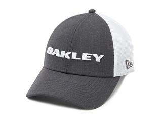 Casquette OAKLEY Heater New Era Snapback Graphite