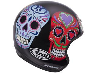 Casque ARAI Freeway Classic Skull taille L - d1718467-57fe-465e-926f-10686dc35c02