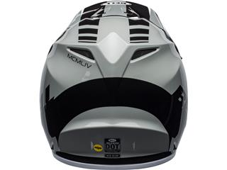 Casque BELL MX-9 Mips Dash Gray/Black/White taille S - d18bb3af-1be9-42a2-91a5-7293b2674d06