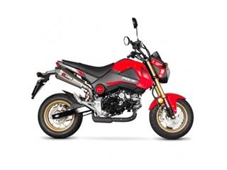 Silencieux Scorpion Serket Red Power conique Honda 125 MSX