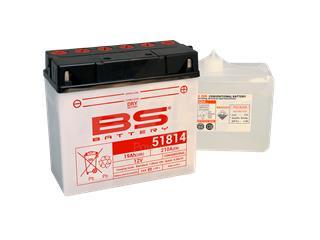 Bateria BS Battery 51814