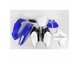 Kit plastique UFO couleur origine bleu/blanc Yamaha YZ85 - 78444999