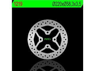 NG 1219 Brake Disc Round Fix