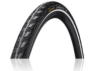 TYRE CONTINENTAL CONTACT 37-622 BLACK