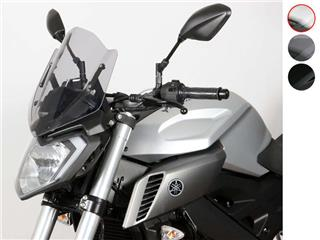 Bulle MRA Racing clair Yamaha MT-125