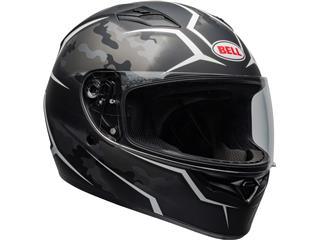 BELL Qualifier Helmet Stealth Camo Black/White Size S - d22f57ec-788c-4845-8cf2-25c2223bdad3
