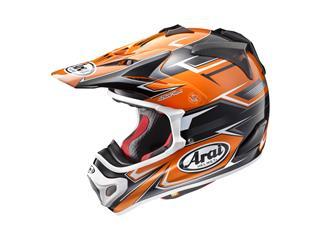 Casque ARAI MX-V Sly Orange taille XS - 43101813XS