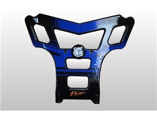 AXP Baxper Bumper HDPE Blue Yamaha YFZ450R - 4411207