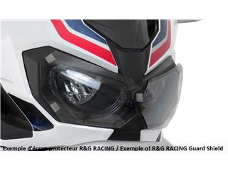R&G RACING Headlight Shield Translucent KTM 790 Duke
