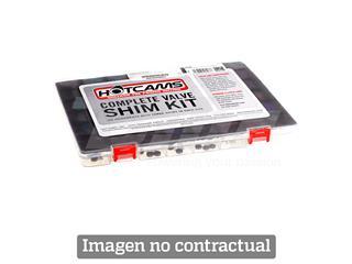 Pastillas de reglaje Hot Cams (Set 5pcs) Ø8,9 x 2,24 mm