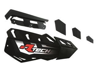 Coque de rechange RACETECH FLX noir pour 789678 - 789672