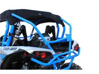 DRAGONFIRE RacePace Backbone Blue Can-Am Maverick