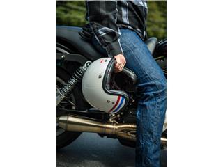 Casque BELL Custom 500 DLX Stripes Pearl White taille XL - d39fff3b-190b-4946-a92e-a225c1436437