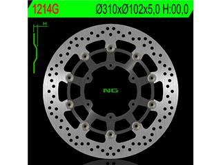 NG 1214G Brake Disc Round Floating Suzuki GSX-R/GSX-Z