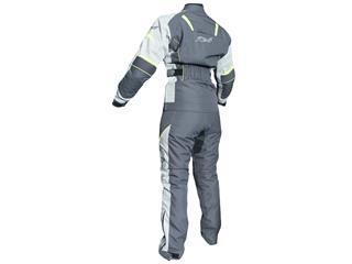 RST Ladies Gemma Jacket Textile Grey/Flo Yellow Size XL Women - d4016832-8aee-4589-81a2-f78899c3ab86