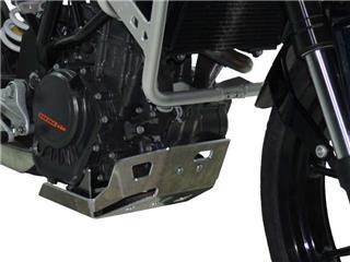 Sabot trail BIHR alu Ice Mat KTM 125/200 Duke