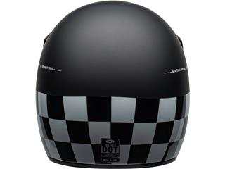 BELL Moto-3 Helmet Fasthouse Checkers Matte/Gloss Black/White/Red Size XS - d4585f89-7299-4b16-9de2-89ee4787c9f2