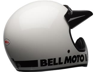 Casque BELL Moto-3 Classic White taille XL - d47e06ab-9166-4047-9088-0c3b7bfc892a
