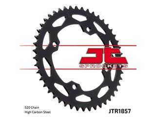 JT SPROCKETS Rear Sprocket 47 Teeth Steel 520 Pitch Type 1857