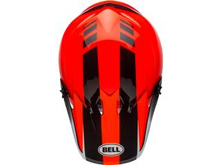 Casque BELL MX-9 Mips Dash Orange/Black taille L - d4b415f9-c095-4a7c-b153-cfa1e42a0f54