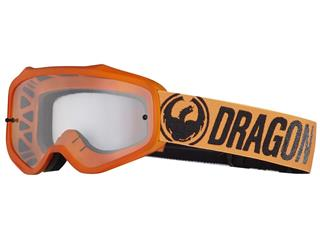 Glasögon DRAGON Mxv Basic  Break Orange/Clear